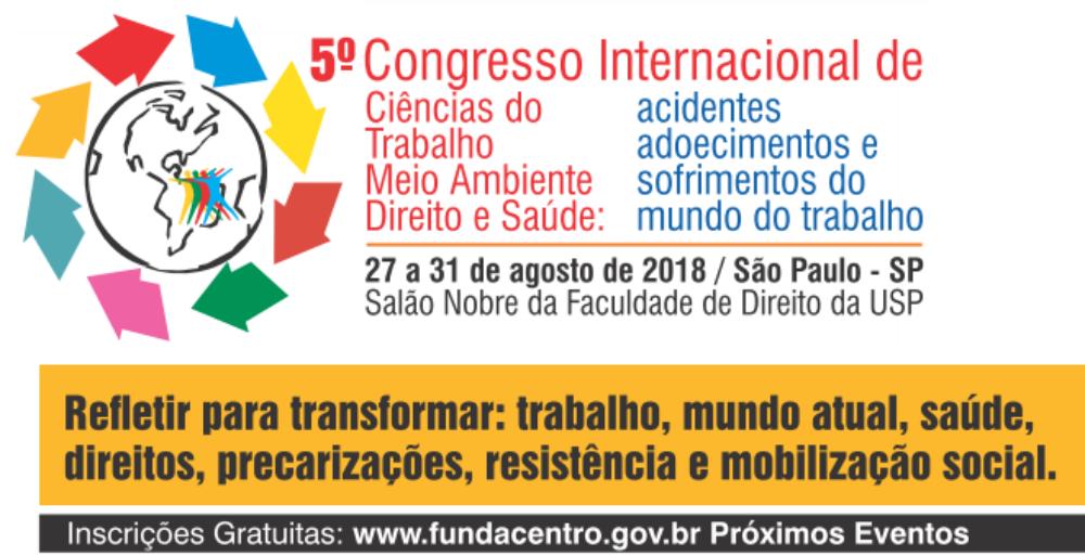 Congreso Internacional de Ciencias del Trabajo