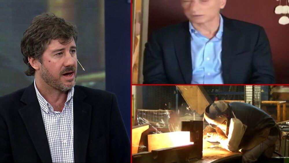 Matías Cremonte: «El blanqueo laboral es una amnistía»