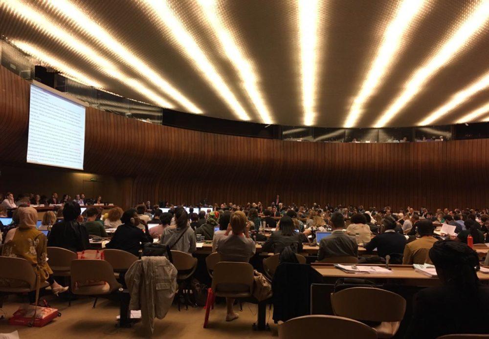 Hacia la aprobación de un Convenio contra el Acoso y la Violencia en el mundo del Trabajo