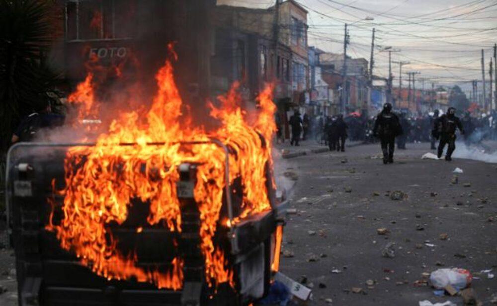 Repudio al asesinato de un laboralista en Colombia