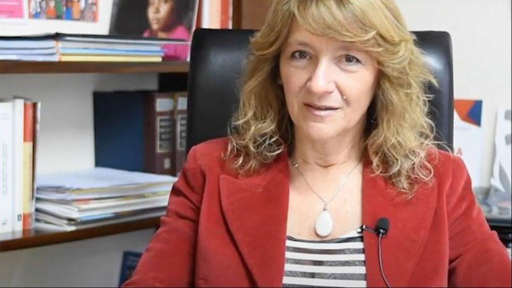 Primera presidenta mujer de AAL