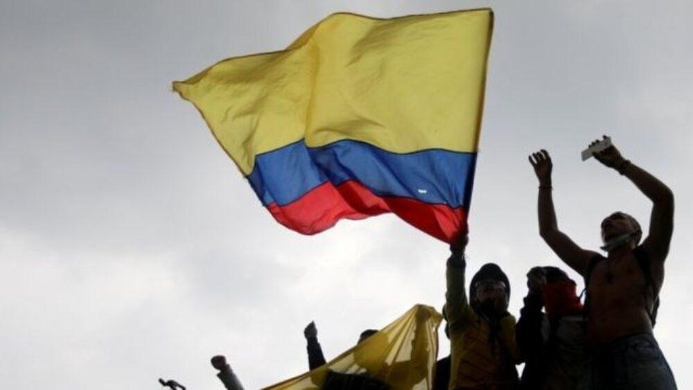 Solidaridad con el pueblo colombiano